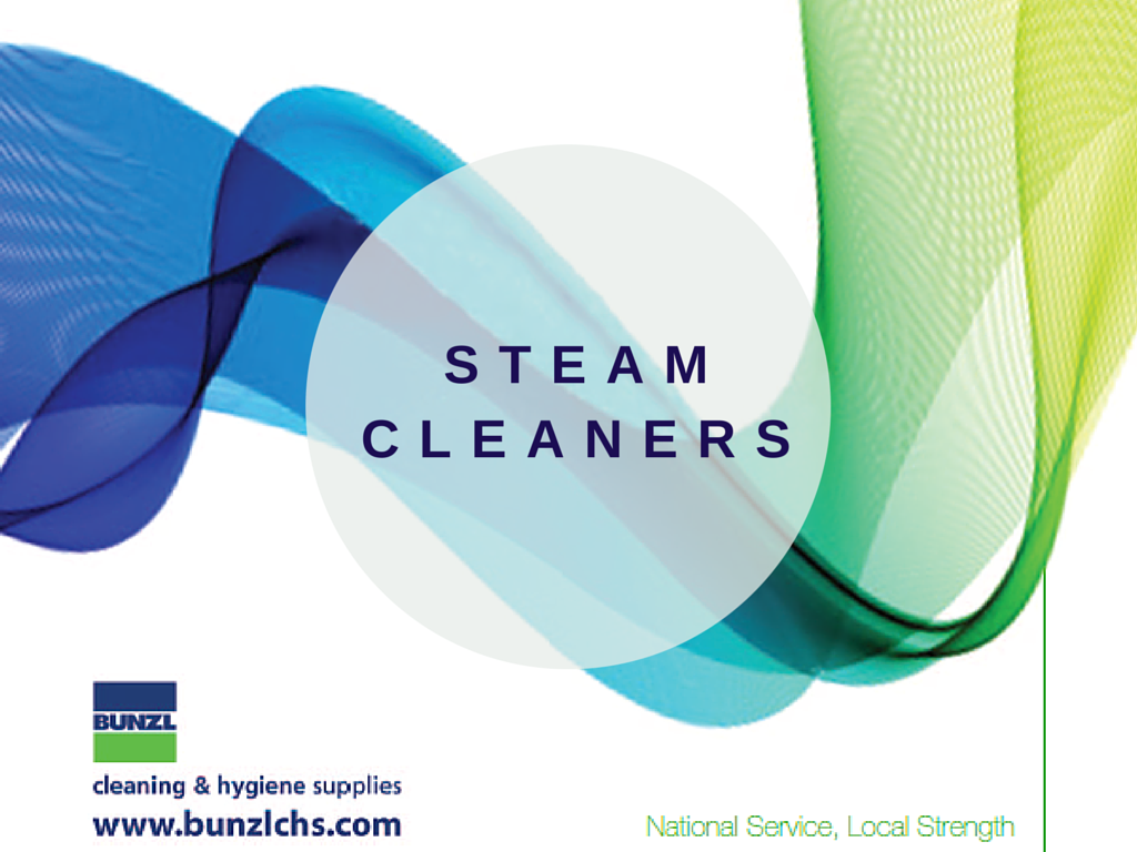 steam cleaners bunzl chs