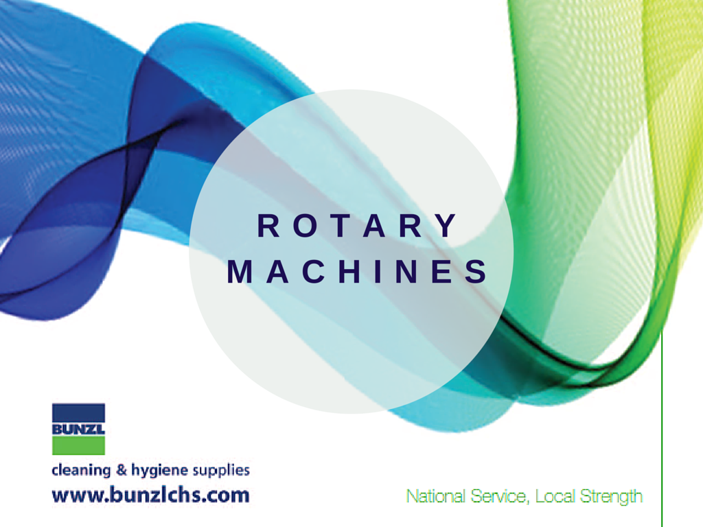 rotary machines bunzl chs
