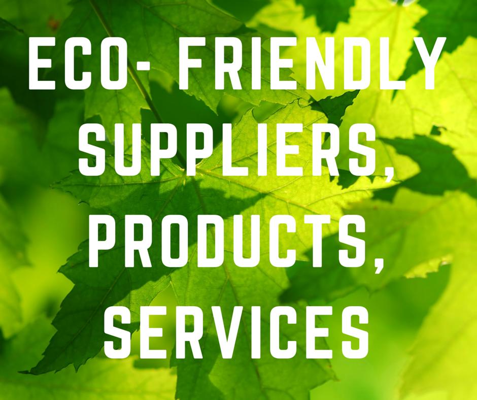Ecofriendlysuppliers