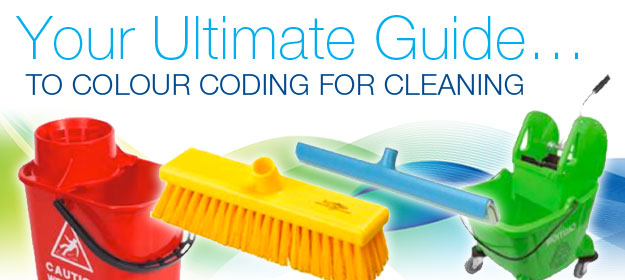 Your Ultimate Guide to Colour Coding for Cleaning