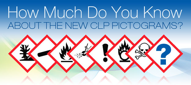 How Much Do You Know About the New CLP Pictograms?
