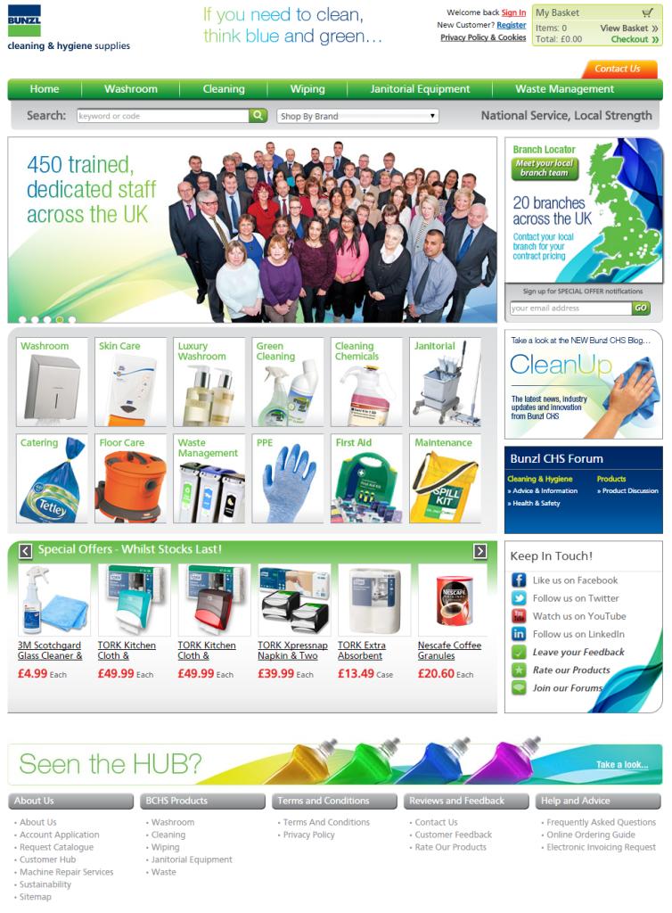 BCHS Homepage