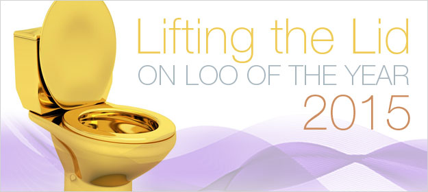 Lifting the Lid on Loo of the Year 2015