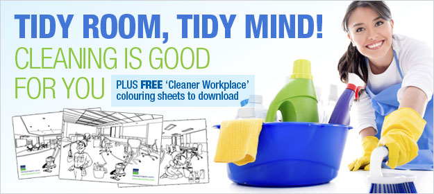 Tidy Room, Tidy Mind! 5 Surprising Reasons Why Cleaning Is Good For You