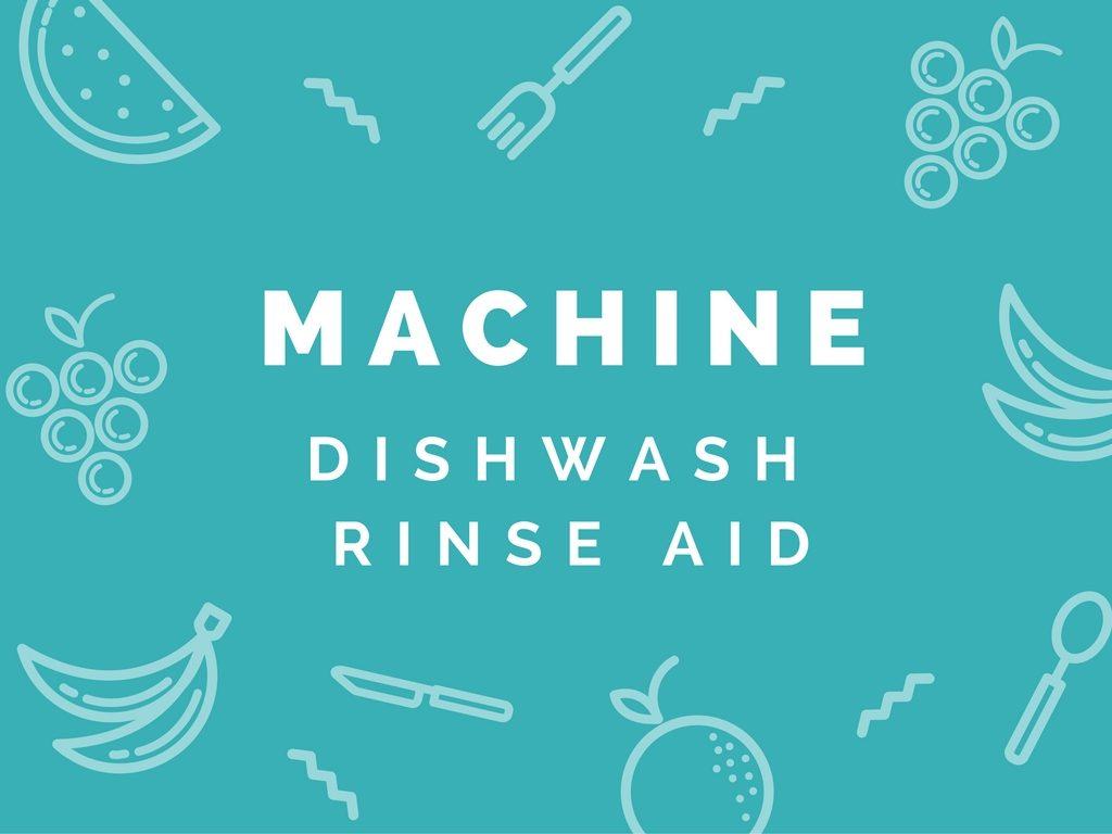 machinedishwshrinseaid