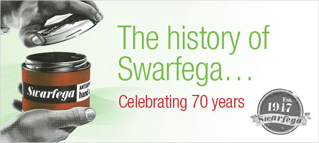 The History Of Swarfega: Celebrating 70 Years