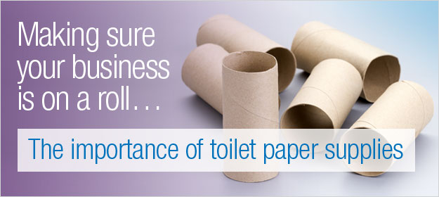 toilet paper supplies