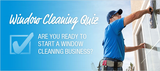 Title image for a window cleaning quiz