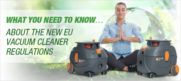 What You Need to Know About the New EU Vacuum Cleaner Regulations