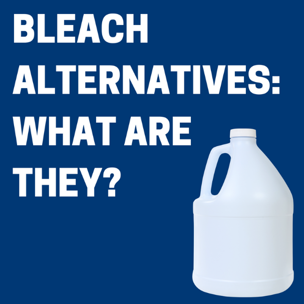 Bleach Alternatives - What are they?