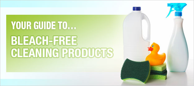 Guide to Bleach Free Cleaning Products