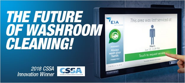 The future of washroom cleaning