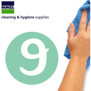 spring cleaning tip nine