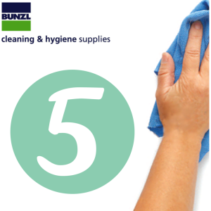 spring cleaning tip five