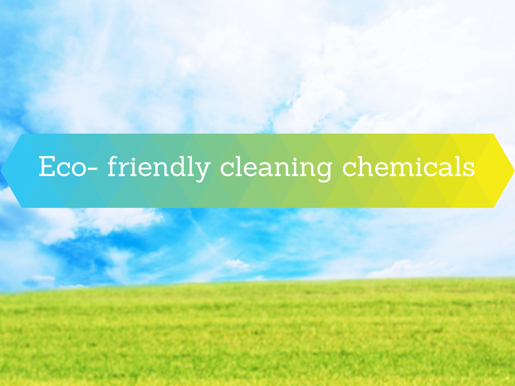 Bunzl CHS Eco- friendly cleaning products