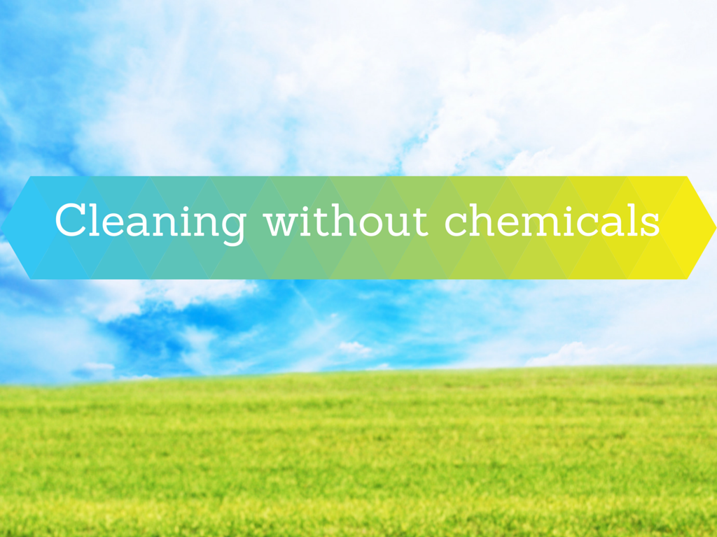 Bunzl CHS Cleaning Without Chemicals