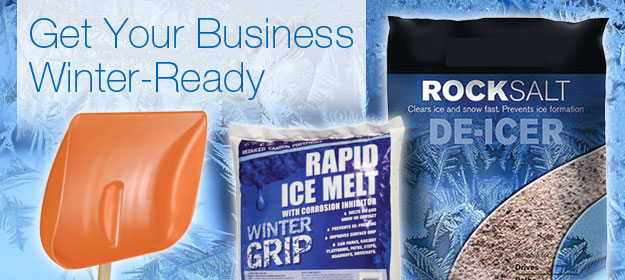 Get Your Business Winter-Ready with These Cleaning and Safety Essentials