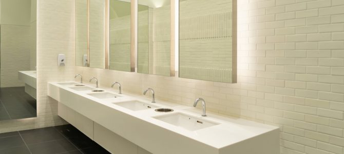 How Luxury Washroom Products Can Make a Difference