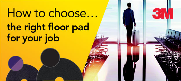 How To Choose The Right Floor Pad For The Job