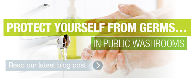 How To Protect Yourself From Germs In Public Washrooms