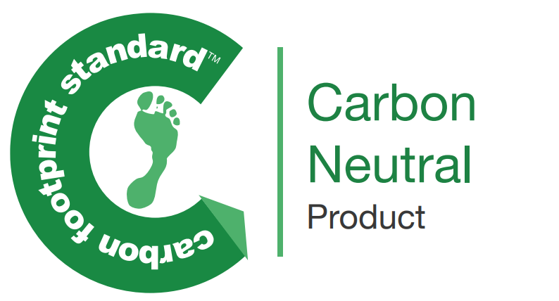 carbon neutral product logo