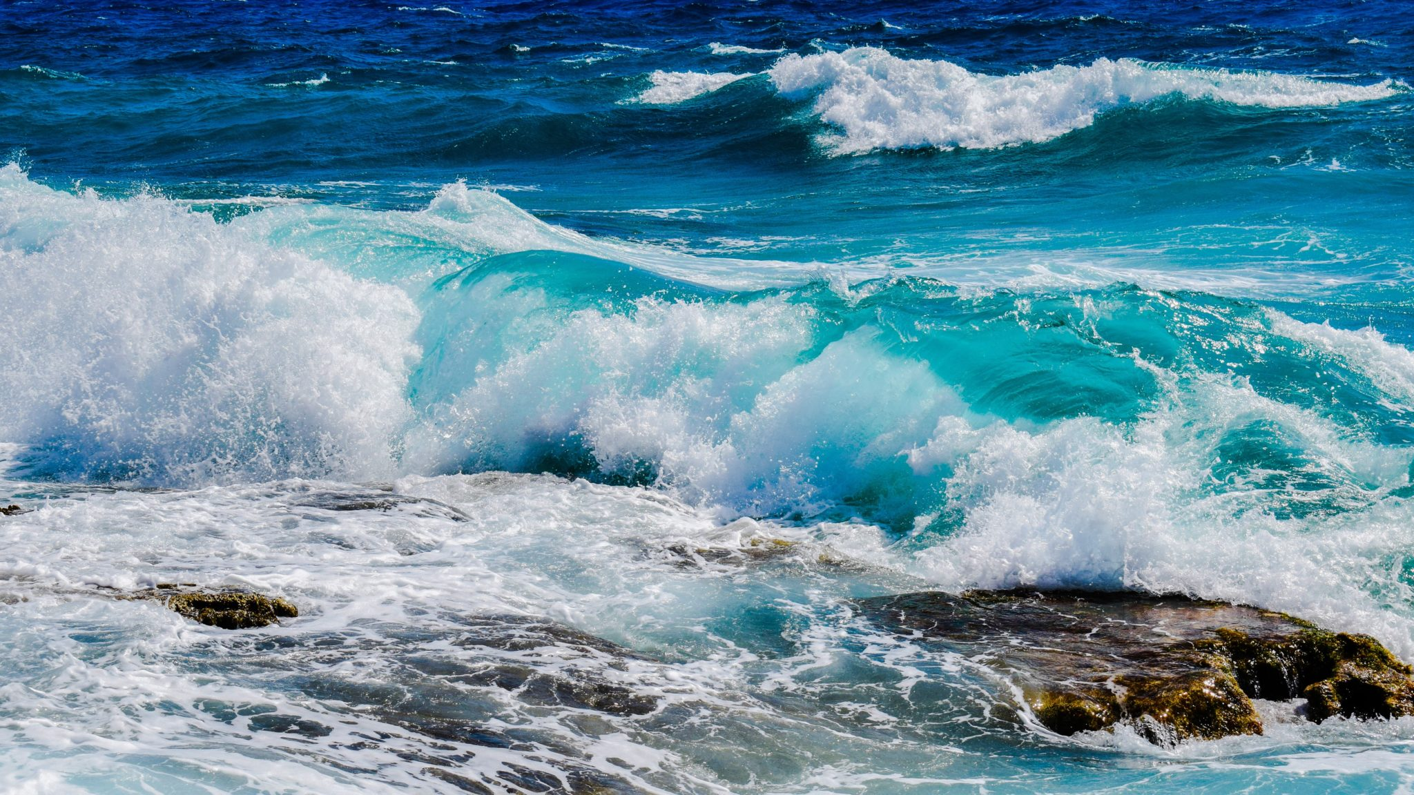 Ocean Waves Green Cleaning