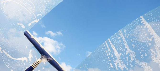 Window Cleaning Hacks For Your Office