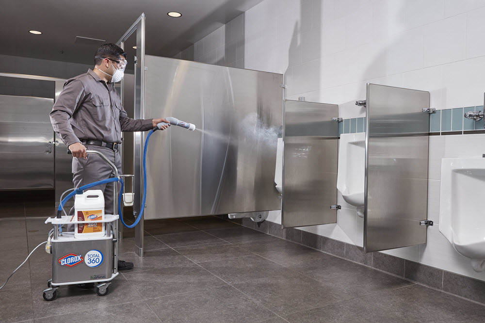 ELECTROSTATIC DISINFECTANT SPRAYING - NORTHEAST GERM & ODOR CONTROL SERVICES